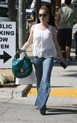 Amy Adams  out shopping in Beverly Hills...