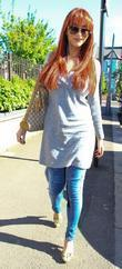 Amy Childs from 'The Only Way Is Essex'...