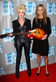 Cyndi Lauper and Chely Wright