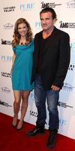 AnnaLynne McCord, Dominic Purcell and Pure Nightclub