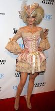 AnnaLynne McCord Pure Nightclub at Caesars Palace Resort...