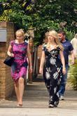 Holly Willoughby Ant McPartlin and wife Lisa host...