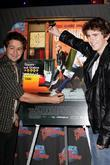 Michael Angarano, Freddie Highmore, Planet Hollywood