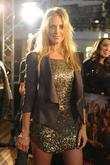 Annalise Braakensiak The premiere of 'Arthur' held at...