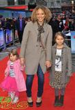 Angela Griffin and Guests 'Arthur Christmas' UK premiere...