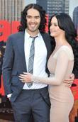 Russell Brand, Katy Perry, O2 Arena
