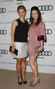 Kadee Strickland and Caterina Scorsone