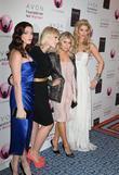 Ashley Greene, Delta Goodrem, Fergie and Natasha Bedingfield