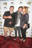Phil Margera, April Margera and Bam Margera