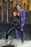 Catwoman, Batman and Mark Frost