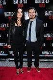 Michelle Rodriguez and Michael Pena