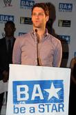 Justin Bartha Anti-Bullying Alliance 'Be A Star' launched...