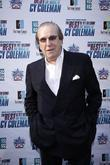 Danny Aiello Opening night of the Rubicon Theater...