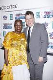 Lillias White and Billy Stritch  Opening night...