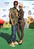 Wiz Khalifa, Amber Rose, Bet Awards