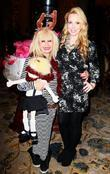 Betsey Johnson and Lulu Johnson Betsey Johnson unveils...