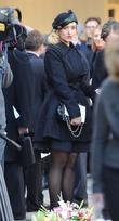 Catherine Tyldesley The funeral of Betty Driver held...