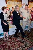 Julianne Moore and John Goodman