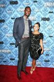 Adrienne Bosh, Chris Bosh Boardwalk Empire season 2...