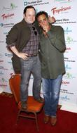 Jason Alexander and Brad Garrett
