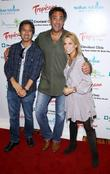 Ray Romano, Brad Garrett and Cheryl Hines