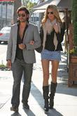Cedric Martinez and Brandi Glanville  out and...