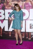 Abby Elliott  The Premiere of 'Bridesmaids' held...