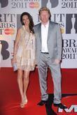 Boris Becker, Brit Awards, O2 Arena