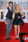 Mark Wright, Kayla Collins, Brit Awards, O2 Arena