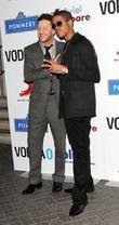 Matt Cardle, Chipmunk, Brit Awards
