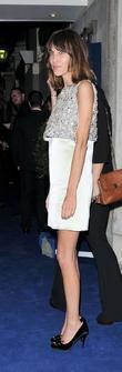 Alexa Chung,  2011 British Fashion Awards held...