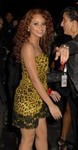 Alexis Jordan at The BRIT Awards 2011 afterparty...