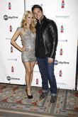 Natalie Hall and Brandon Barash