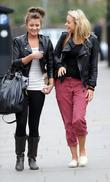 Coronation Street, Brooke Vincent and Sacha Parkinson
