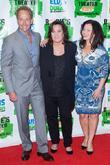 Peter Marc Jacobson, Fran Drescher, Rosie ODonnell, New York Marriott Marquis