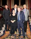 James Purefoy, Charles Dance and Jo Brand