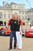 Richard Branson and Holly Branson