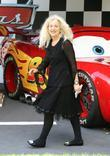 Debbie Bright Cars 2 Premiere held at Whitehall...