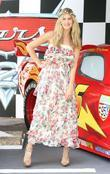 Francesca Hull Cars 2 Premiere held at Whitehall...
