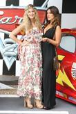 Gabriella Ellis and Francesca Hull Cars 2 Premiere...