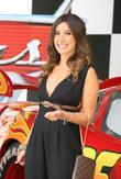 Gabriella Ellis Cars 2 Premiere held at Whitehall...