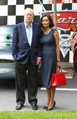Michael Caine and Shakira Caine Cars 2 Premiere...