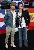 Joey Lawrence and Andrew Lawrence