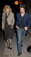 Anne-Marie Duff and James McAvoy,  at the...