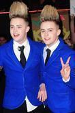 Jedward, Elstree Studio