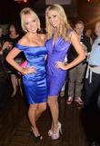 Aisleyne Horgan-Wallace, Rosanna Davison Launch of TV3's Celebrity...