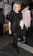 Abi Titmuss Press night for 'My Trip Down...