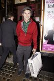 Kieron Richardson Press night for 'My Trip Down...