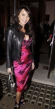 Lizzie Cundy Press night for 'My Trip Down...