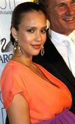 Jessica Alba and Cfda Fashion Awards